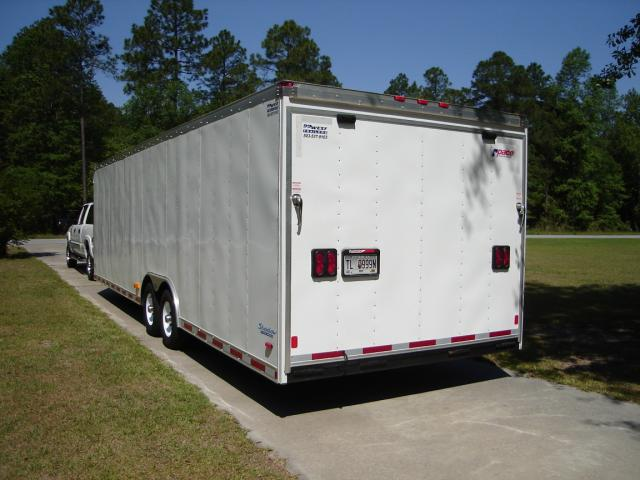 2004 Pace American shadow
