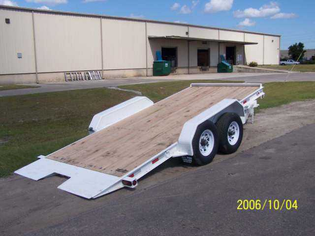 HEAVY DUTY TILT TRAILER