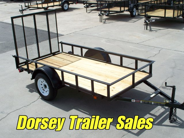 Carry On Trailers, 5x8 to 6x14