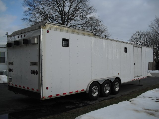 United Express 36' Enclosed Trailer