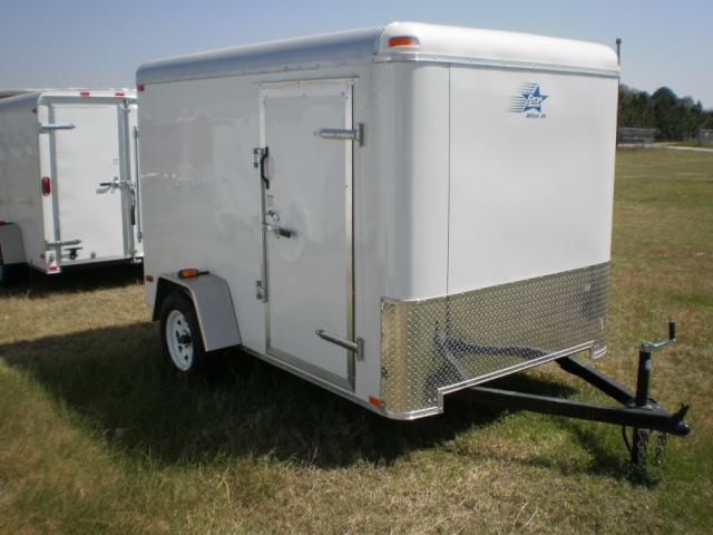 2010 6x10 Sa Cargo Trailer Tn 37618 Usa Cheap Used