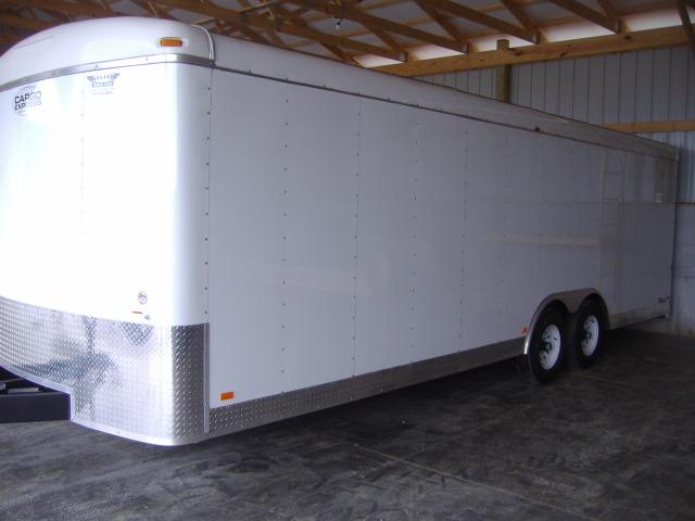 24' x 8' Cargo Express