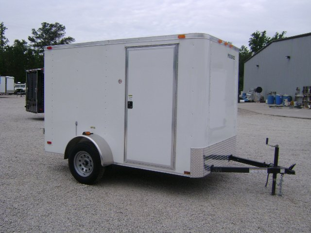 2010 KING AMERICAN 6X10 PRINCE ENCLOSED