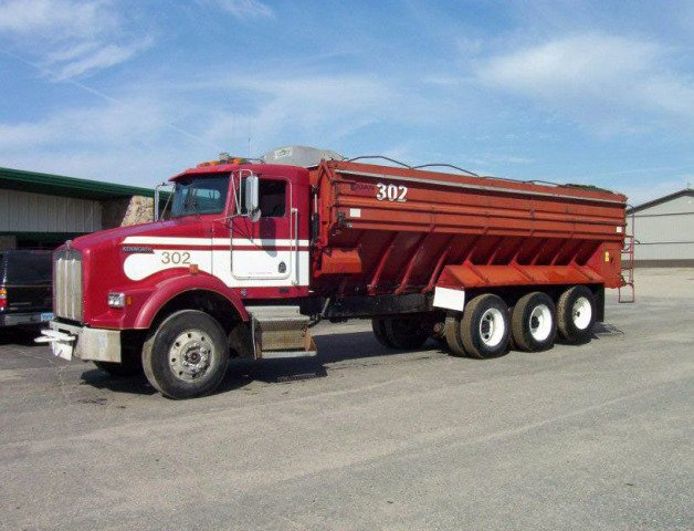 1987 Kenworth T800 Grain Truck