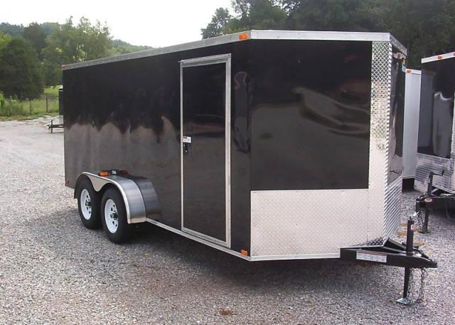 Buy & Sell New & Used Trailers 2009 NEW 7X14 ENCLOSED ...