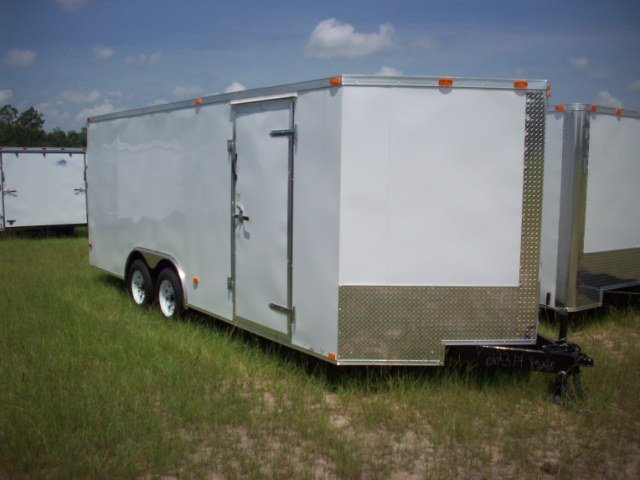 Enclosed Cargo Trailers Dallas TX http://motorcycles.voobay.com/usedmotorcycles/half-open-half-enclosed-trailer/60/