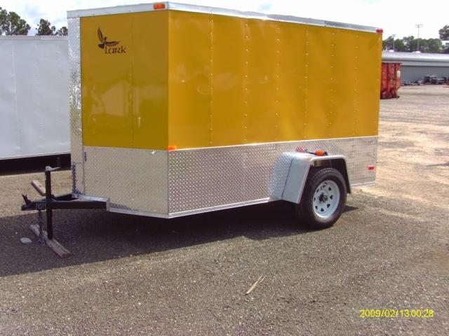 Enclosed 6x12SA