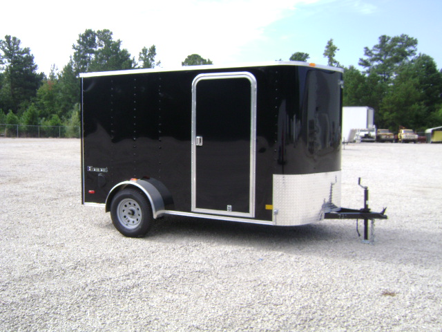2011 LOOK 6X10 ENCLOSED TRAILER