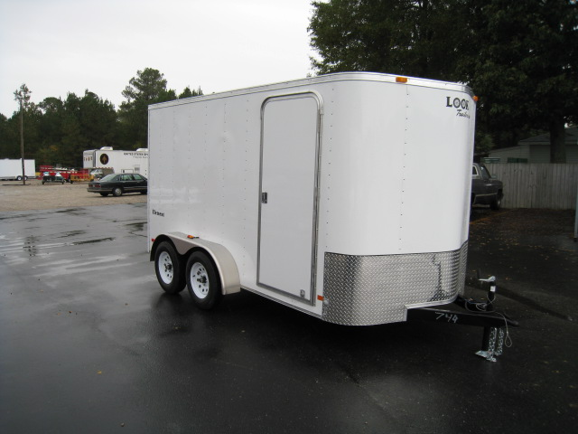 2011 LOOK 7X12 ELEMENT ENCLOSED