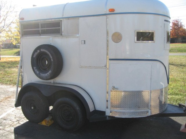 Renovated Horse Trailer For Sale