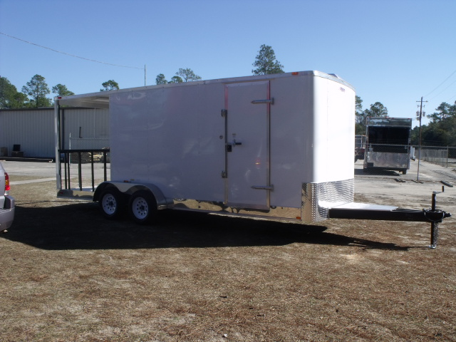 7X20 TA PORCH TRAILER