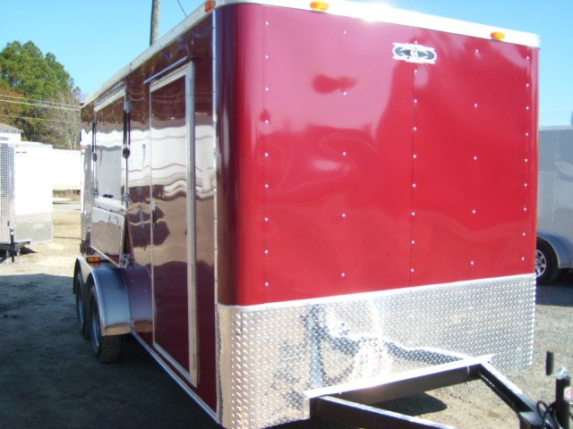 COLONY CARGO'S SGC 7X16 CONCESSION TRAILER