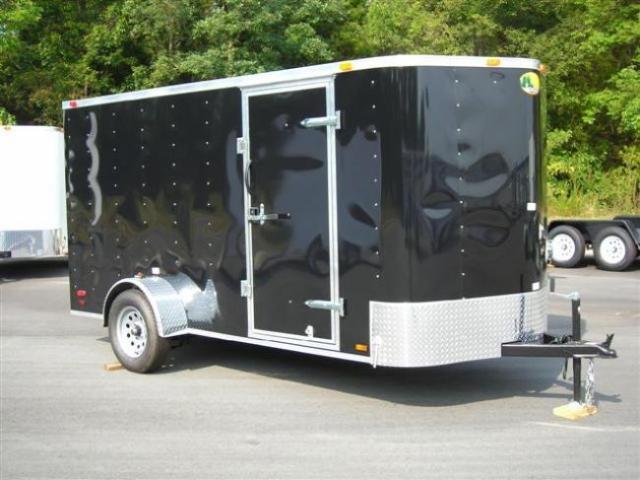 2011 Continental Cargo 6x12 Cargo Trailer