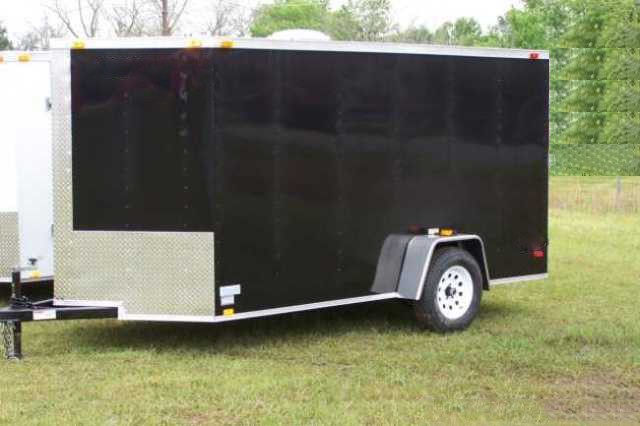 2011 A Motorcycle, Cargo Trailer 6X12 Single Axle
