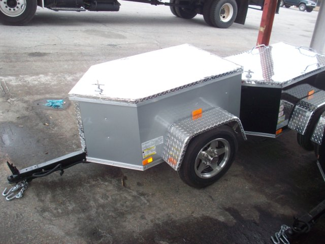 SPECIALTY MOTORCYCLE TRAILERS