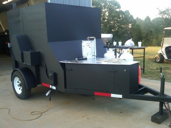 REDUCED!!!2010 Custom Commercial Corn Roaster