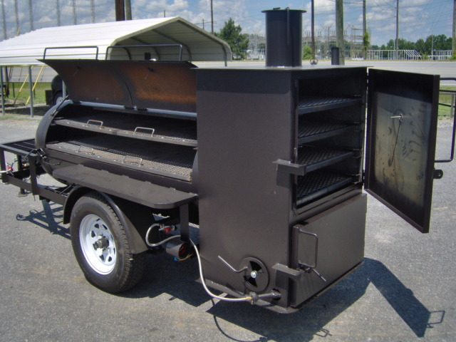 Buy Amp Sell New Amp Used Trailers 250r Reverse Flow Bbq Pit