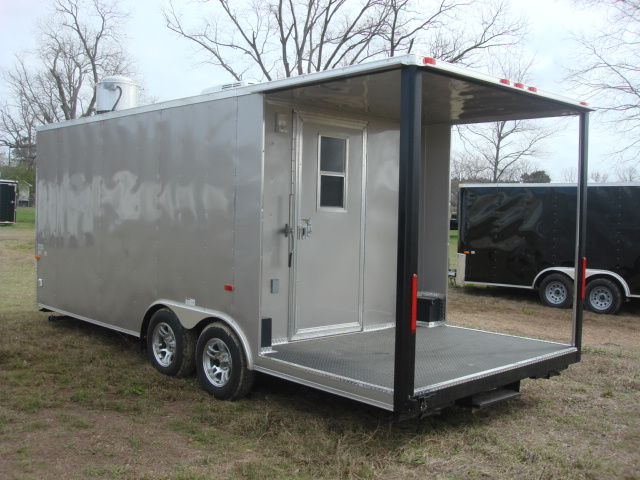 Cheap Used Concession Trailers