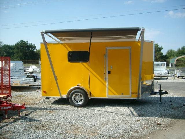 Buy Amp Sell New Amp Used Trailers 6 X 12 Enclosed Toy Hauler