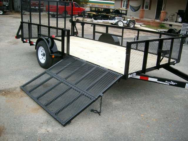 Buy Amp Sell New Amp Used Trailers 76x14 Fourwheeler Utility