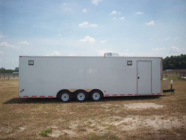 Buy Amp Sell New Amp Used Trailers 8 5x28 Tta3 Enclosed Car