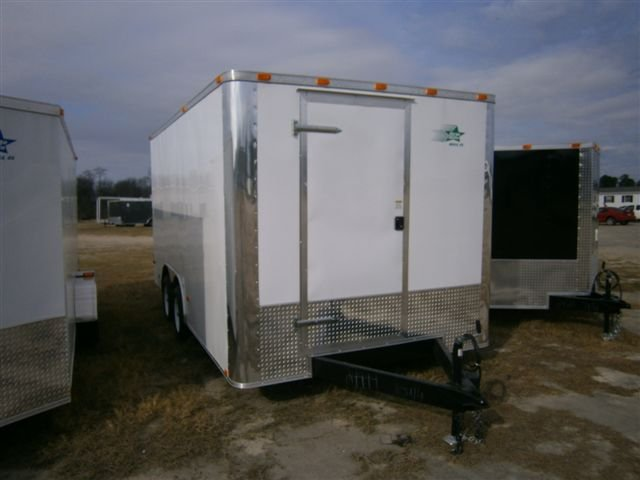 ... New & Used Trailers 8.5X16 CARGO/OFFICE TRAILER at TrailerShopper.com