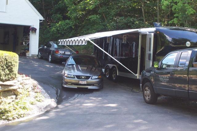 2007 24 Wells Cargo Auto Wagon Com Sports Car Club