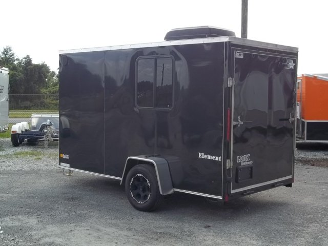 2020 Look 6 x 12 toy hauler camper