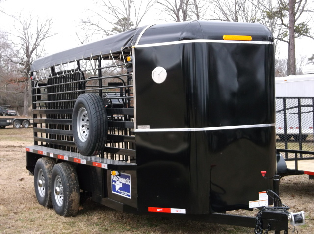 buy sell new used trailers gooseneck brand bumper pull stock at. Black Bedroom Furniture Sets. Home Design Ideas