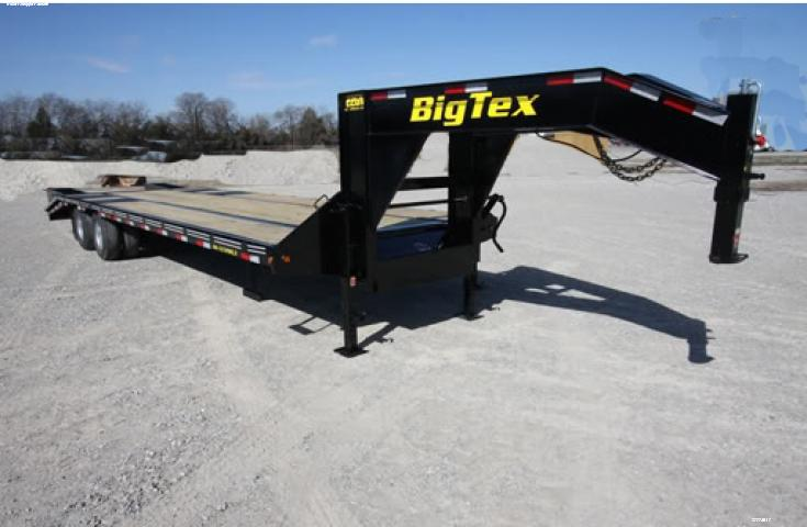 2019 Big Tex 22gn-25 5