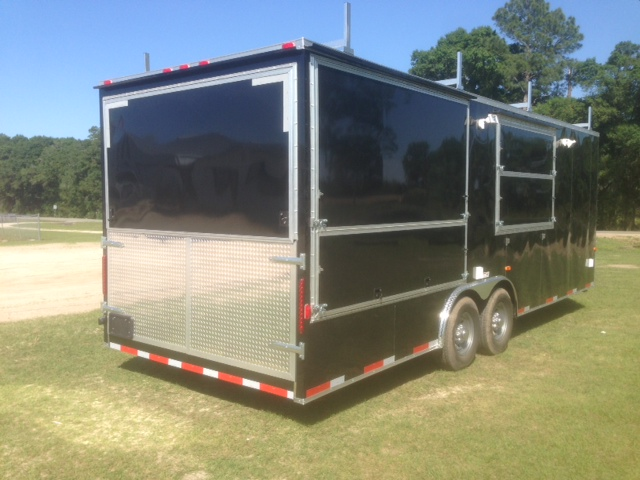 2017 Cargo Craft concession porch series