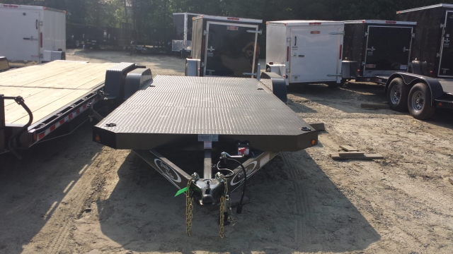 Buy sell new used trailers 82x19 tandem axle steel for Tandem flooring
