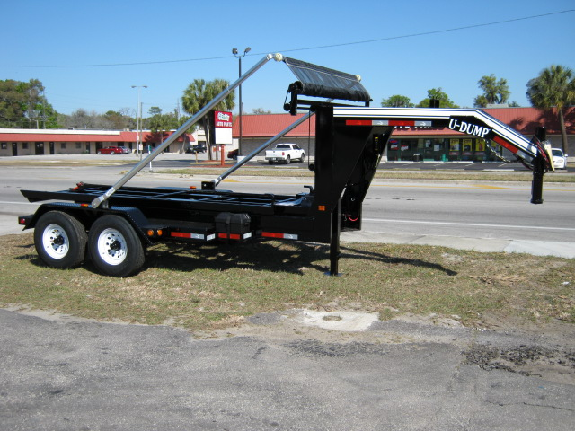 Buy Amp Sell New Amp Used Trailers U Dump Gooseneck Roll Off