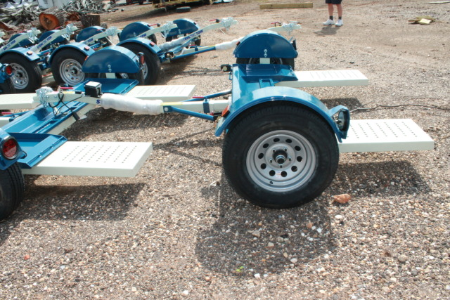 2015 Stehl tow dolly
