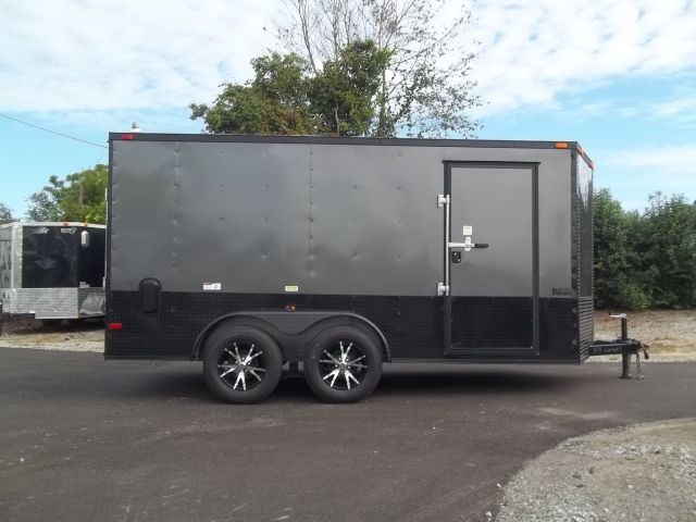 Buy Amp Sell New Amp Used Trailers 7x14 Grey And Black