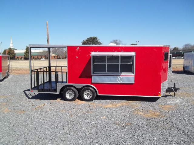 2019 Covered Wagon 20 ft bbq