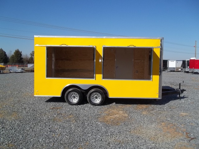 2020 Covered Wagon 8x16