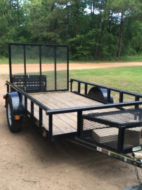 Buy sell new used trailers 2015 utility trailer wood for 6x12 wood floor trailer