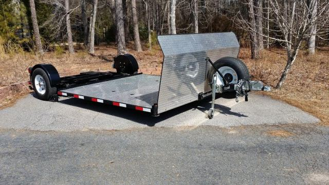 Buy & Sell New & Used Trailers Elite Tandem Tow Dolly at ...