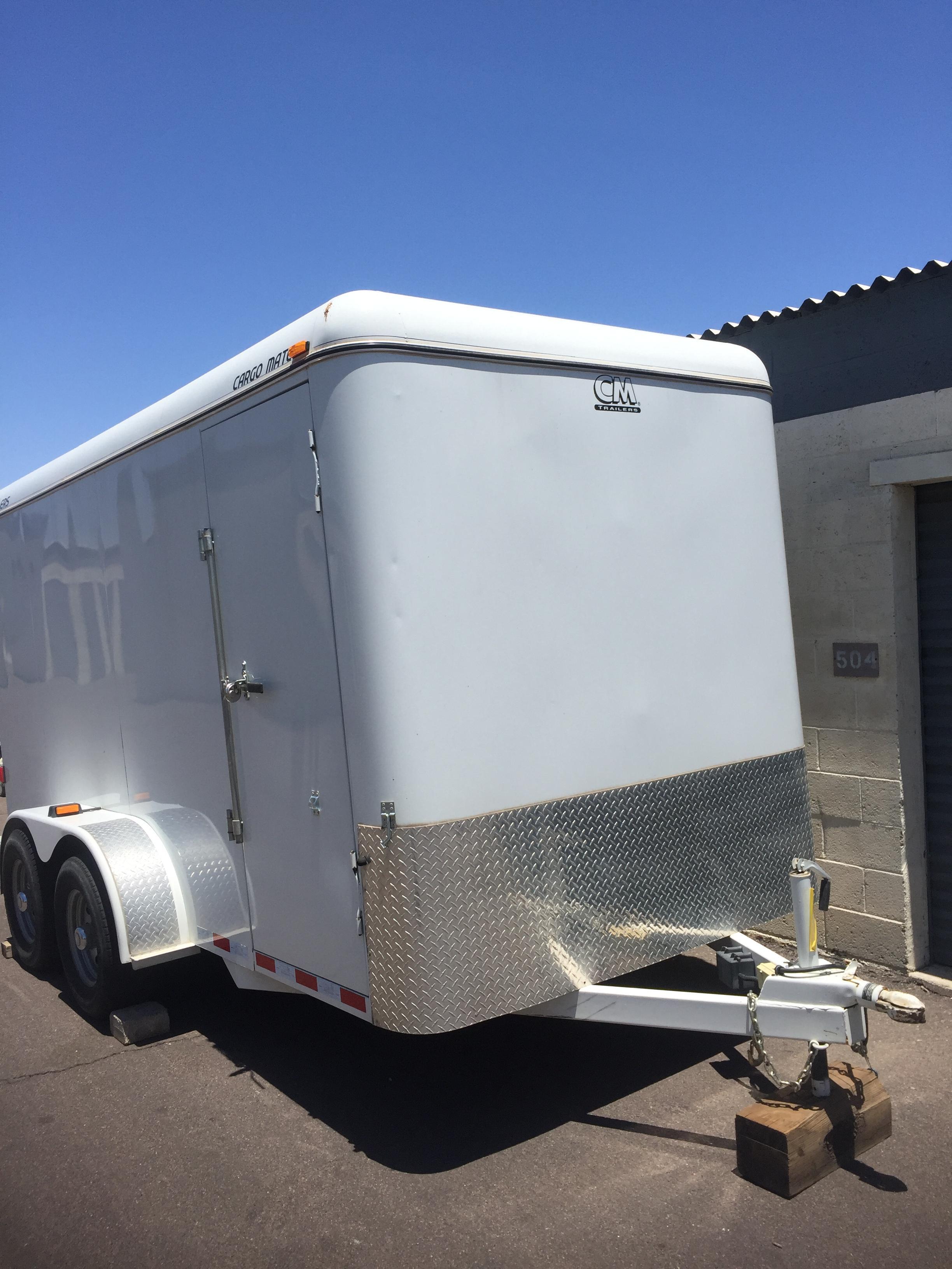 2014 Cargo Mate cargo