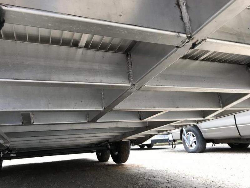 2018 Sundowner 24 spread axle