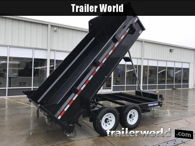 2018 Sure-Trac hd low profile dump