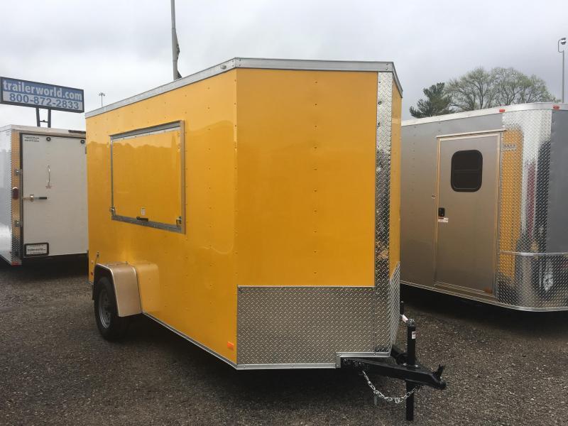 2018 Covered Wagon 612 vendor