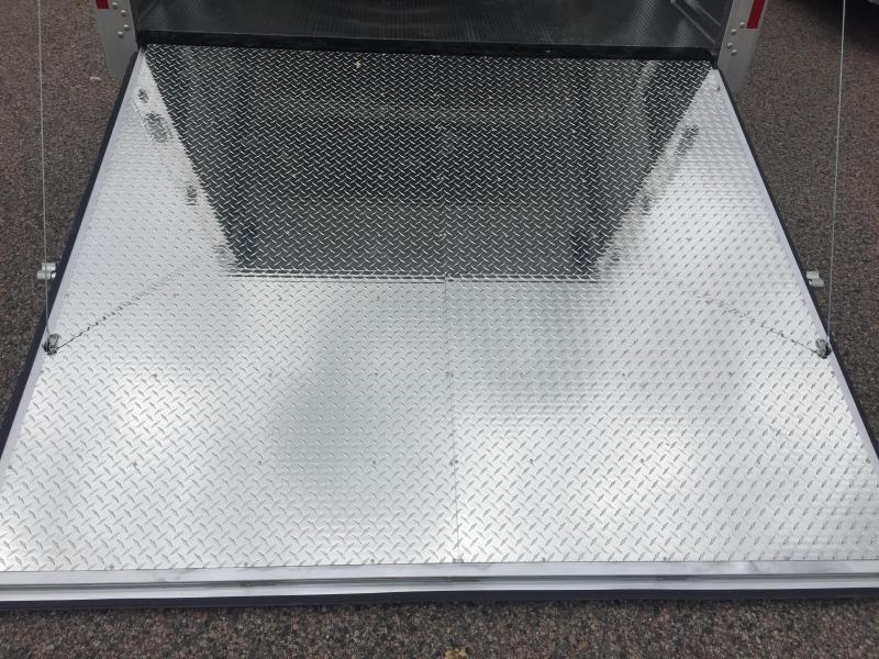 2018 Sundowner 32gn aluminum