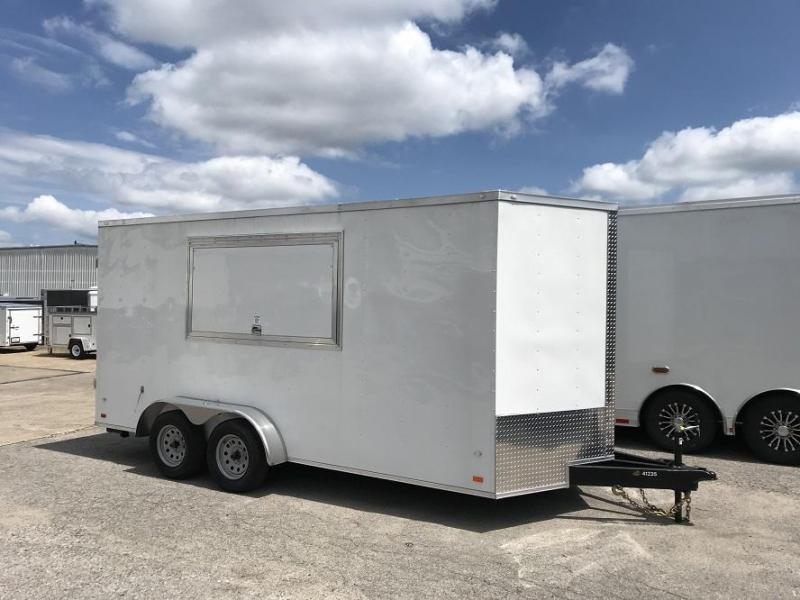 2018 Covered Wagon 7x16