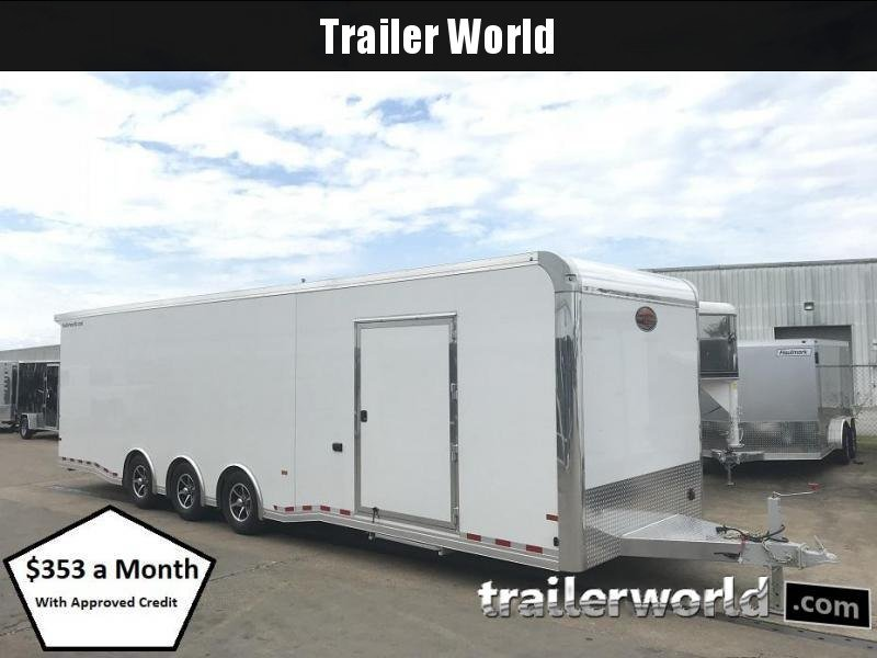 2018 Sundowner 32 spread axle