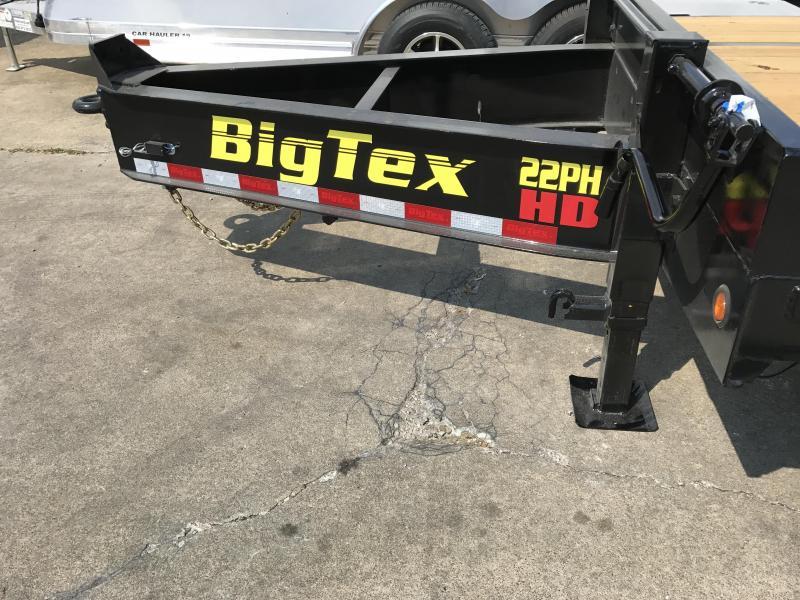 2017 Big Tex 22ph-20