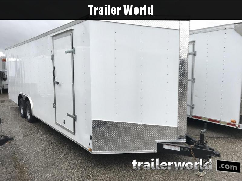 2018 Lark 2018 lark 24' enclosed car trailer 10k gvwr