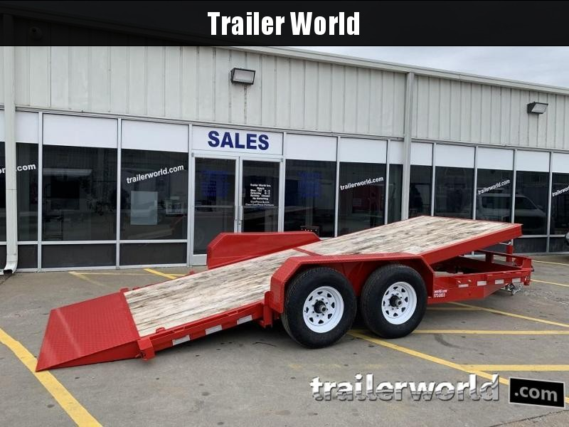 2019 Sure-Trac 18 tilt bed equipment 14k