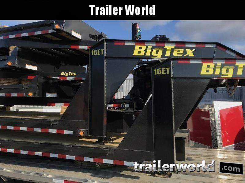 2018 Big Tex 16et-24gn